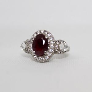 Rubies Ring