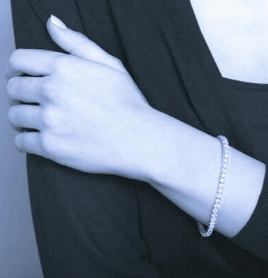 how to determine the size of bracelet 1