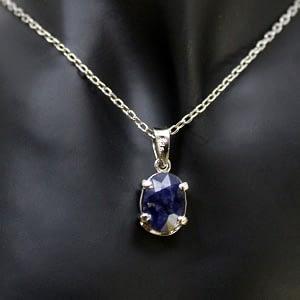 Blue Himalayan Sapphire
